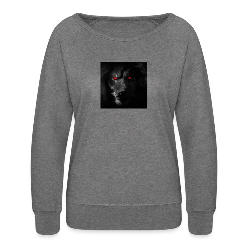 Black ye - Women's Crewneck Sweatshirt