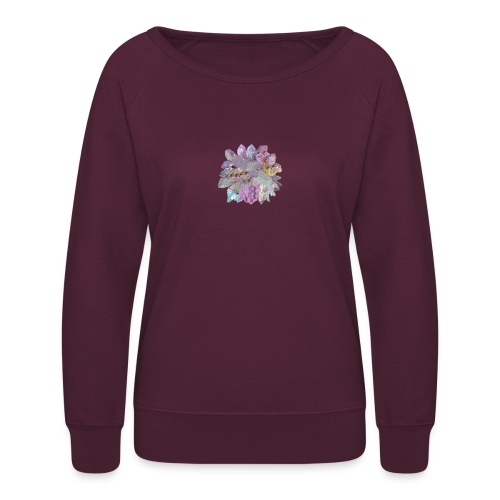 CrystalMerch - Women's Crewneck Sweatshirt