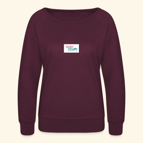 Trendy Fashions Go with The Trend @ Trendyz Shop - Women's Crewneck Sweatshirt