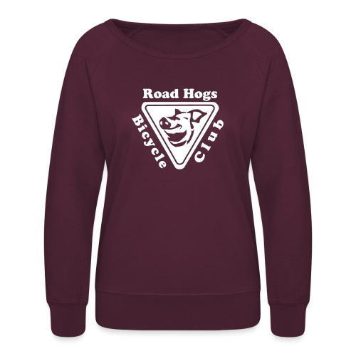 road hogs fix - Women's Crewneck Sweatshirt
