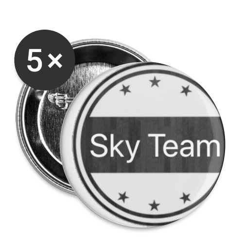 Sky Team Accessories - Small Buttons