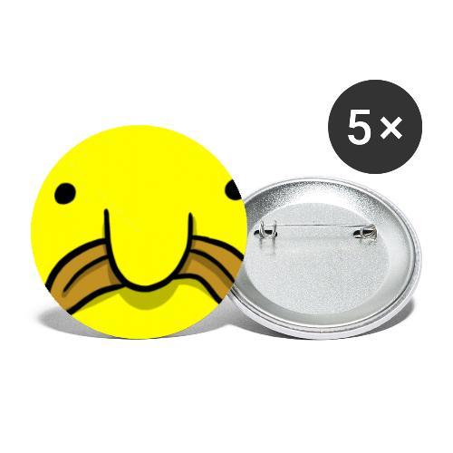 Moi Boiz Logo - Buttons small 1'' (5-pack)