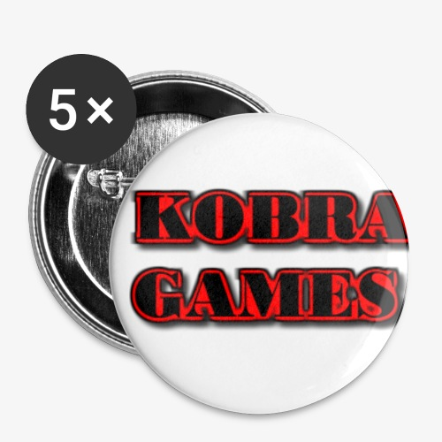Kobra Games Accesories - Small Buttons