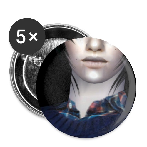 goverm4 png - Buttons small 1'' (5-pack)