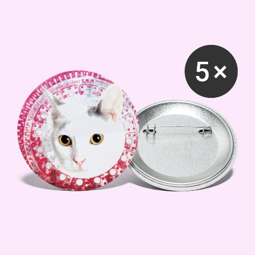Bitch Brigade - Dendrite Ping - Buttons small 1'' (5-pack)