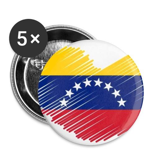 Venezuela - Small Buttons