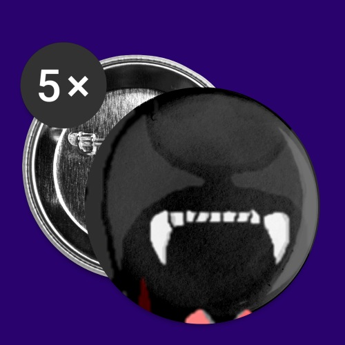 Team Illusive Logo - Small Buttons