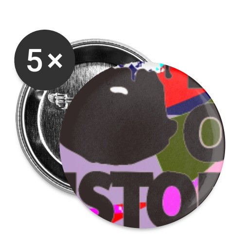 Biggie Smalls - Buttons small 1'' (5-pack)