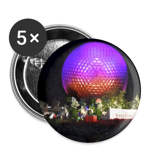 Epcot - Small Buttons