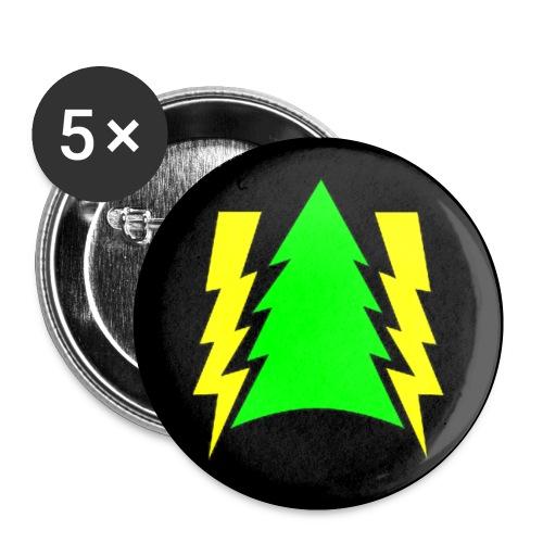 Sapin de Char 2 - Buttons small 1'' (5-pack)