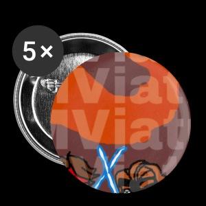 MViatr official speedpaint (watermarked) - Small Buttons