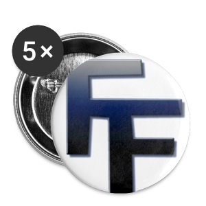 Fusion Flow Logo - Small Buttons
