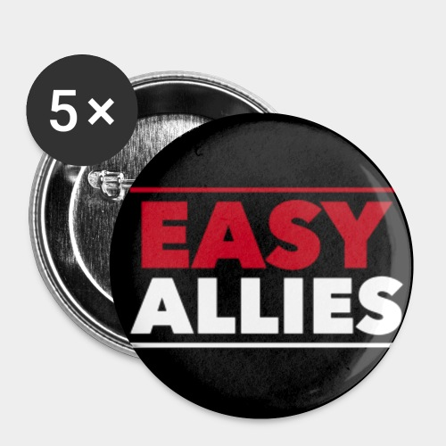 easy iphone5 - Buttons small 1'' (5-pack)