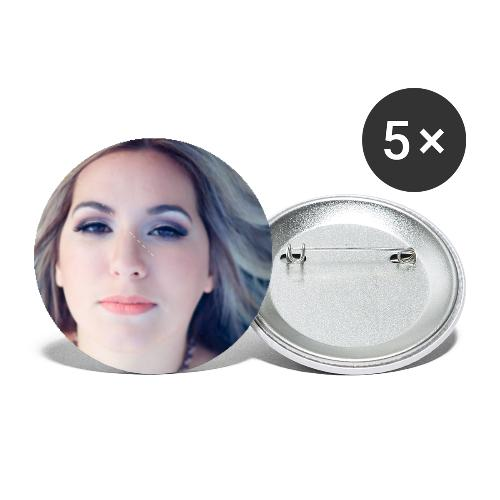 Melissa Otero - Buttons small 1'' (5-pack)