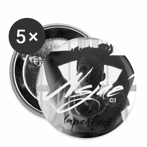 The Nsjae - Buttons small 1'' (5-pack)