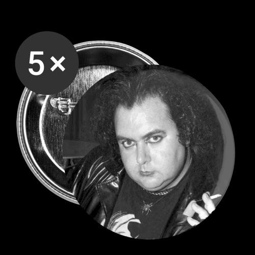 Elitist Joe badges - Buttons small 1'' (5-pack)