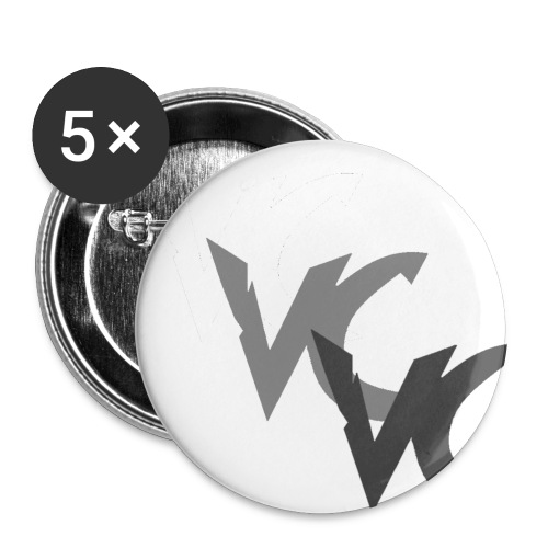 V3L0C1TY Logo Mugs & Drinkware - Buttons small 1'' (5-pack)