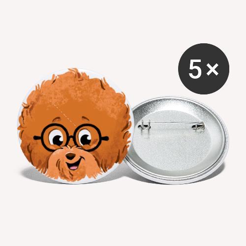 AGADOR - Buttons small 1'' (5-pack)