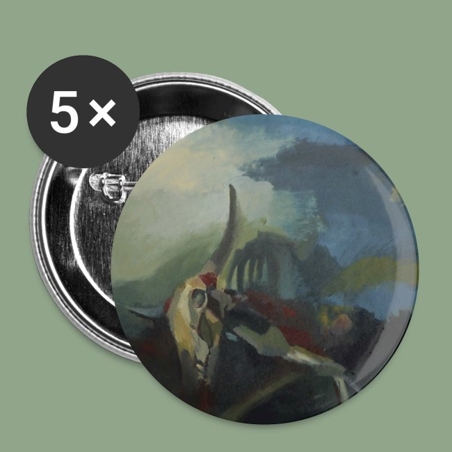 Corvus Coren Lost Eagle West Button