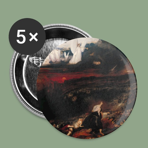 Clouds Taste Satanic Your Doom Button - Buttons small 1'' (5-pack)