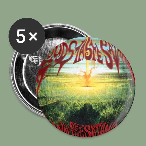 Clouds Taste Satanic Dawn Button - Buttons small 1'' (5-pack)