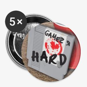 GamezRHard Button - Small Buttons