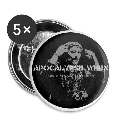 APOCALYPSE NOW BUTTON png - Buttons small 1'' (5-pack)