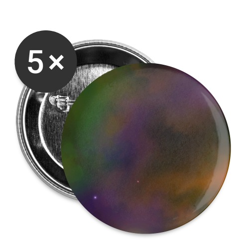 Space Envy - Buttons small 1'' (5-pack)