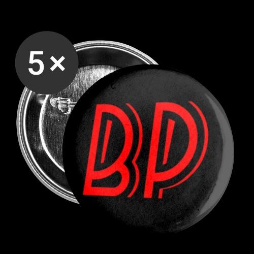 BP (BmanthePredator Logo) - Small Buttons