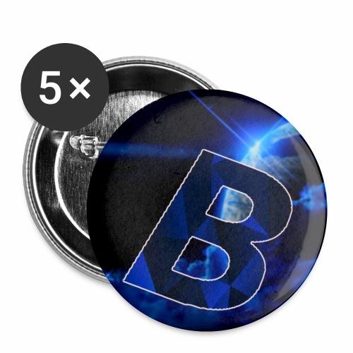 Bro Gaming Logo - Small Buttons