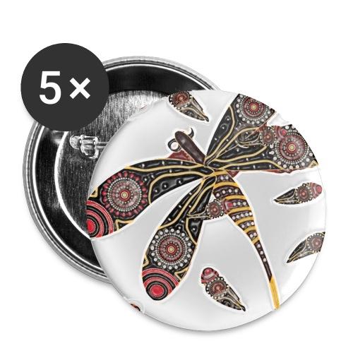 Billabong butterfly - Small Buttons
