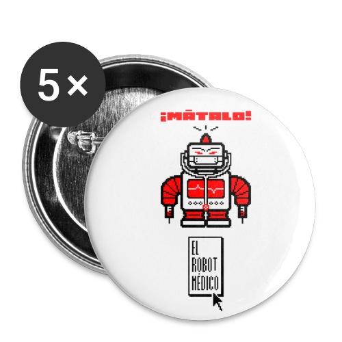 MATALO! - Small Buttons