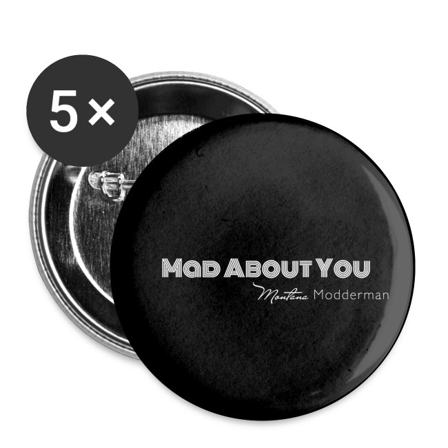 Mad About You Button