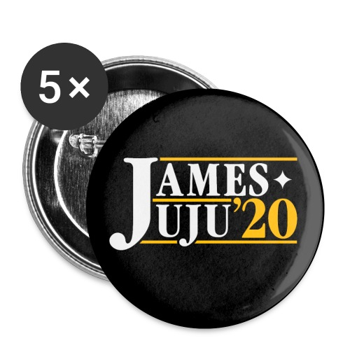 JJ_Button - Buttons small 1'' (5-pack)