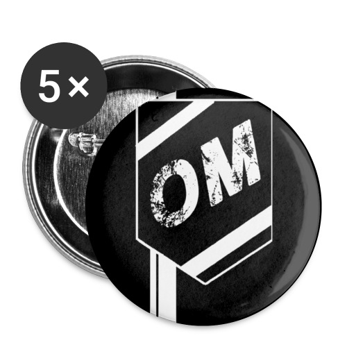 Orgo Martinez - Small Buttons
