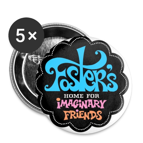 fosters - Small Buttons