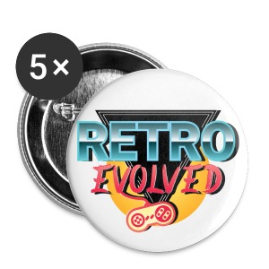 Retro Evolved - Small Buttons