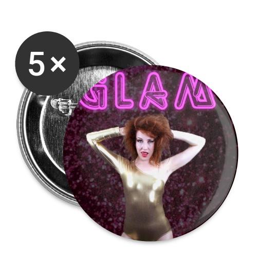 Karen Foreman button! - Buttons small 1'' (5-pack)