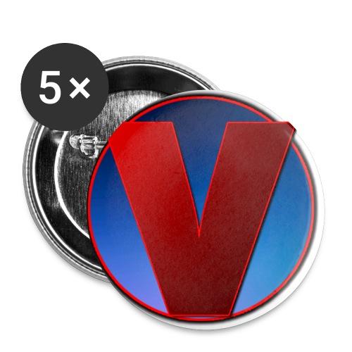 Newvoicedrew blown - Buttons small 1'' (5-pack)