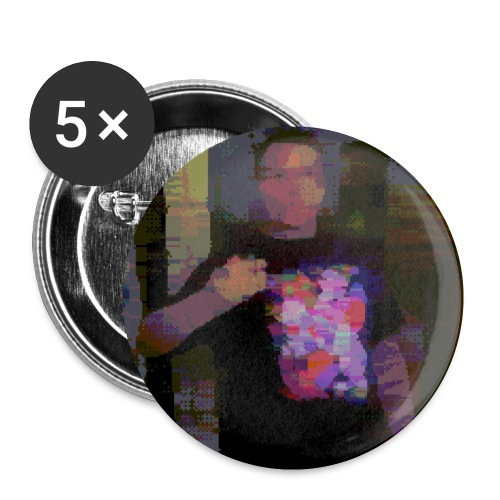 Cool Guy - Buttons small 1'' (5-pack)