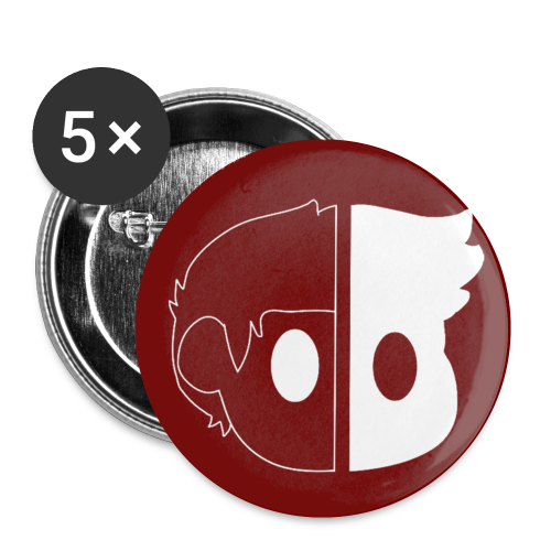 Eddie Animated Button Logo - Small Buttons