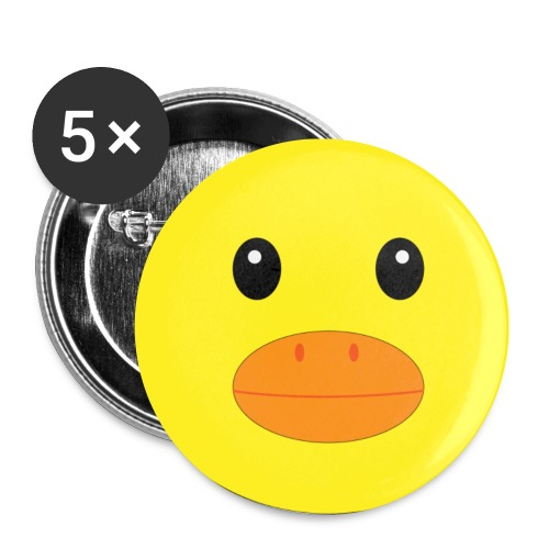 S the Duck - Small Buttons