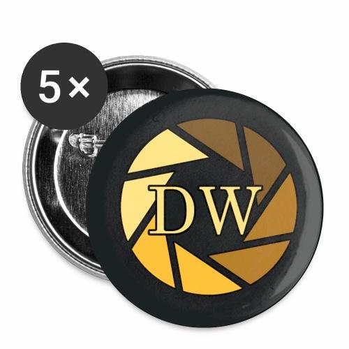DWButtonmousefin - Small Buttons