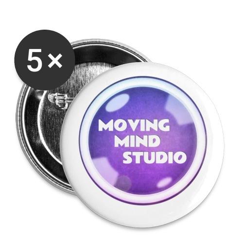 MMS LogoJan2013 png - Buttons small 1'' (5-pack)