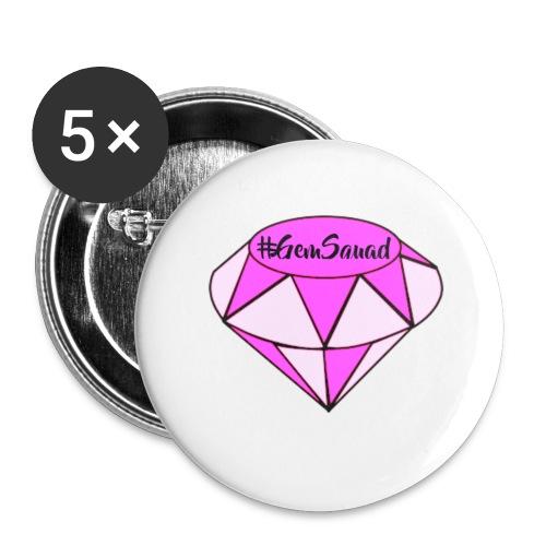 LIT MERCH - Buttons small 1'' (5-pack)