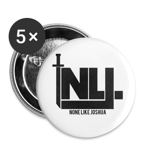 nlj logo png - Buttons small 1'' (5-pack)