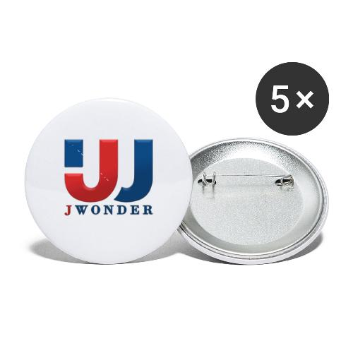jwonder brand - Buttons small 1'' (5-pack)