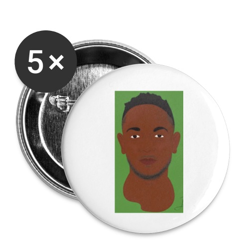 Kendrick - Buttons small 1'' (5-pack)