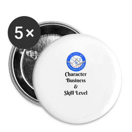 SB Seal Design - Small Buttons