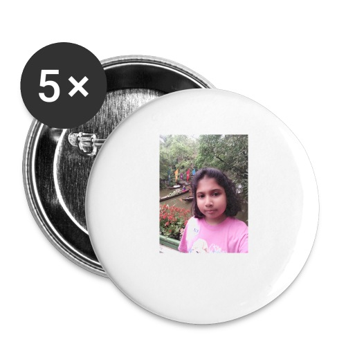 Tanisha - Buttons small 1'' (5-pack)